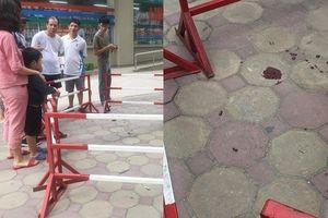 Hà Nội: Nghi vấn chồng đi ô tô bắn vợ bị thương ở chung cư VOV Mễ Trì