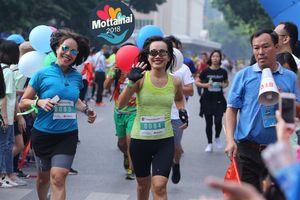 Hơn 200 vận động viên tham gia Mottainai Run