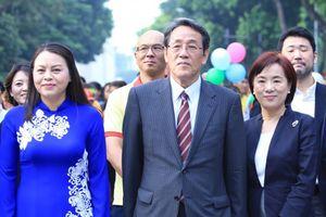 Đại sứ Nhật Bản Kunio Umeda đánh giá cao ý tưởng nhân văn của Chương trình Mottainai