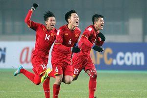 U23 Việt Nam là hạt giống số 1 tại vòng loại giải châu Á 2020