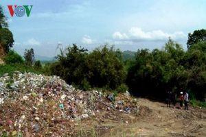 Đắk Lắk: Người dân xã nông thôn mới Ea Ô bức xúc vì ô nhiễm môi trường