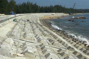 Quảng Nam chi 36 tỷ đồng bảo vệ đảo Tam Hải khỏi xâm thực của biển