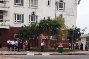 Cây ATM ở chung cư nghi bị gài mìn, gần 1.000 người sơ tán