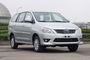 Toyota Innova tại Việt Nam từng dính lỗi 'nghiêm trọng' nào?