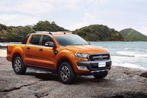 Phân khúc xe bán tải tháng 9/2018: Ford Ranger tái chiếm 'ngôi vương'