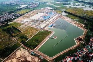 Hà Nội: Nhà máy nước sạch 5.000 tỷ chính thức hoạt động