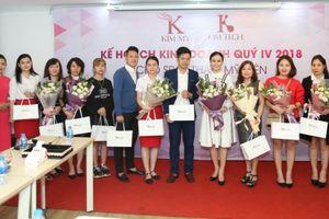 Buổi Đào Tạo 'Lập Kế Hoạch Kinh Doanh' cho các chủ spa, thẩm mỹ viện của KimmyGroup