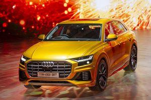 Xe Audi Q8 sắp ra mắt tại Việt Nam đẹp cỡ nào?
