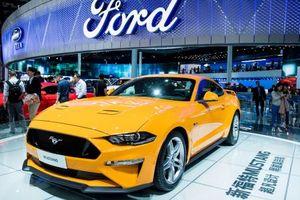 Ảnh hưởng chiến tranh thương mại, doanh số bán hàng của Ford tại Trung Quốc giảm tới 43%