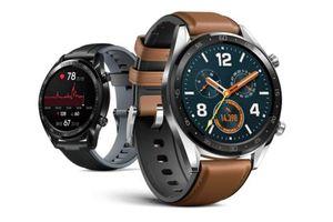 Watch GT xuất hiện trên trang web chính thức của Huawei