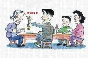 Con cái ngược đãi cha mẹ, vì đâu nên nỗi?