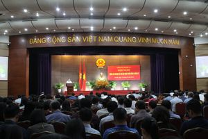 Đảng ủy Bộ Nội vụ tổ chức Hội nghị thông báo nhanh kết quả Hội nghị Trung ương 8 khóa XII