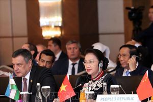 Chủ tịch Quốc hội kết thúc tốt đẹp chuyến tham dự mseap 3 và thăm chính thức Thổ Nhĩ Kỳ