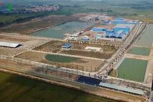 Khánh thành giai đoạn 1 nhà máy nước sạch lớn nhất miền Bắc