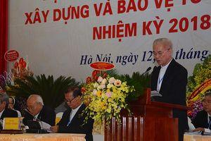 Linh mục Trần Xuân Mạnh làm Chủ tịch Ủy ban đoàn kết công giáo VN