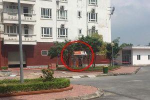 ATM cạnh chung cư nghi bị gài mìn, sơ tán khẩn gần 1.000 công nhân