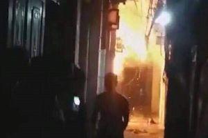 Con rể tưới xăng đốt nhà bố vợ trong đêm ở Hà Nội: Bé trai 6 tuổi qua đời
