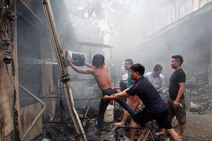 Phòng ngừa cháy, nổ tại các ki ốt