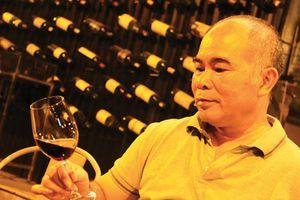 Chuyên gia Tô Việt: Kinh doanh rượu vang không dễ
