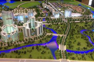 TP.HCM muốn quảng trường tại Thủ Thiêm mang tên Chủ tịch Hồ Chí Minh
