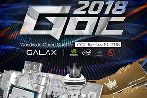 GALAX công bố cuộc thi vòng loại trực tuyến GOC 2018