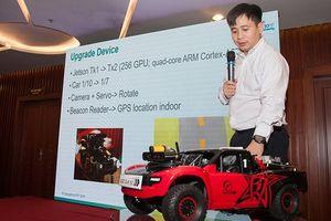 FPT sắp thử nghiệm xe tự hành trong các khu công nghệ cao ở Hà Nội, TP.HCM