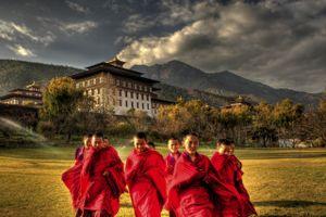 Kỳ lạ đất nước trên dãy Himalaya
