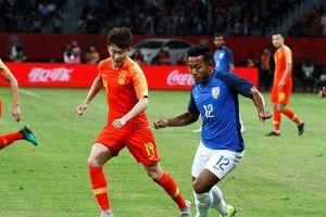 Tuyển Trung Quốc lại thất vọng trước Asian Cup 2019
