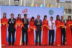 Khánh thành Trung tâm kiểm tra sức khỏe Chợ Rẫy Việt-Nhật