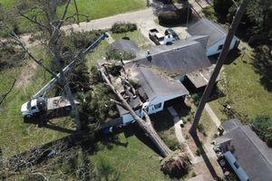 Trump ban bố tình trạng khẩn cấp tại Alabama