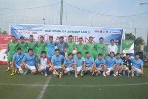 Khai mạc giải bóng đá Agricup 2018 tranh cúp Agribank