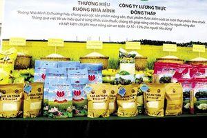 'Ruộng nhà mình' – tạo hạt gạo niềm tin