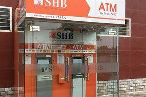 Tháo thành công 2kg thuốc nổ ở ATM ngân hàng SHB