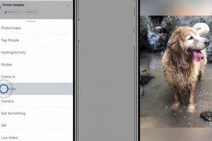 Mách bạn cách tạo ảnh 3D Photos bằng smartphone '2 mắt' trên Facebook