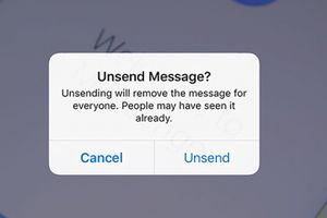Tin vui: Facebook Messenger sắp có tính năng rút lại tin nhắn đã gửi