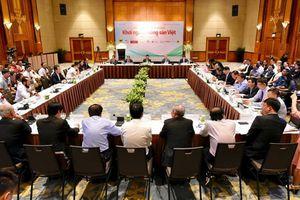 Clip: Phó Thủ tướng Vương Đình Huệ đánh giá cao Diễn đàn 'Khơi nguồn nông sản Việt'
