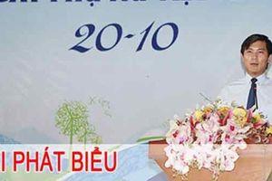 Bài phát biểu ngày Phụ nữ Việt Nam 20/10 hay, ngắn gọn