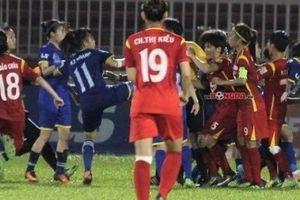 8 năm trước, TP.HCM và Than KS Việt Nam từng loạn đá trên sân