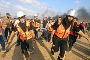 Bạo lực ở biên giới Gaza, bảy người Palestine chết