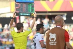 AFC cho phép thay bốn cầu thủ dự bị ở Asian Cup 2019