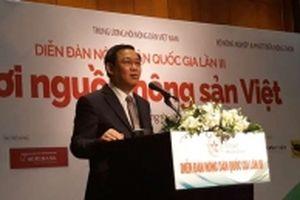 Khơi nguồn nông sản Việt