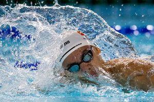 'Rái cá sông Gianh' Huy Hoàng bơi đến Olympic