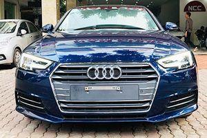 Xe sang Audi A4 tại Hà Nội dùng 2 năm lỗ gần 500 triệu