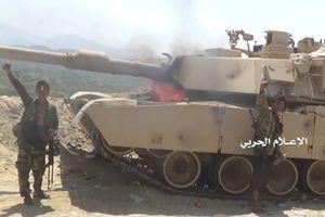 Phiến quân Houthi tung đòn bí ẩn, siêu tăng M1A2S Abrams tan tành