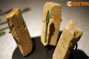 Chiêm ngưỡng loạt báu vật khảo cổ vô giá của Việt Nam (1)