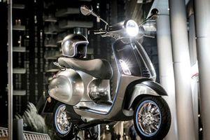 Xe máy điện Vespa Elettrica 'chốt giá' 171 triệu đồng