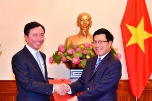 Vị đại sứ đem văn hóa Việt đến với bạn bè quốc tế