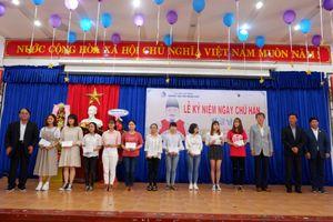 Nhiều hoạt động văn hóa trong Ngày chữ Hàn tại trường ĐH Ngoại ngữ, ĐH Đà Nẵng
