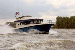 Lực lượng Biên phòng của Nga được trang bị thêm thuyền đa năng 
