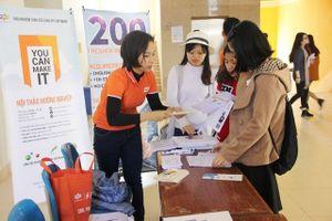 Sinh viên ngành Công nghệ thông tin và Toán ứng dụng hấp dẫn doanh nghiệp tuyển dụng